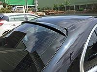 BENZ Cクラス W205用 4ドア セダン ABS材質 リアルーフスポイラー (素地 未塗装) OEタイプ エアロパーツ 2015-2018