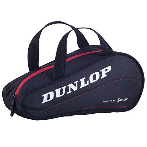 Dunlop 10292505 Bolsa, Unisex-Adult, Negro/Rojo, Talla Única