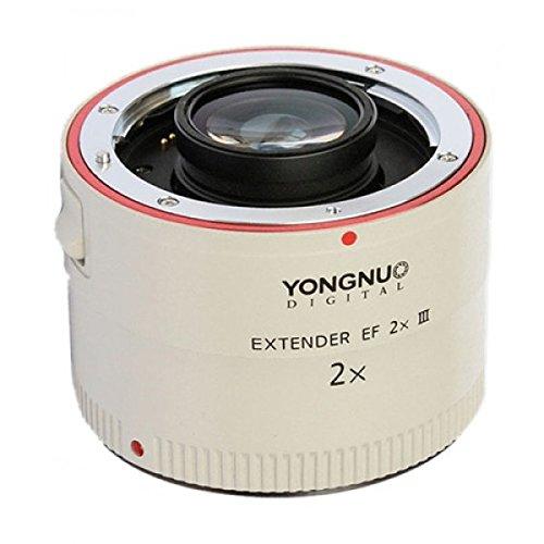 Yongnuo Extender EF 2 x III (Téléconvertisseur)
