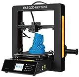ELEGOO NEPTUNE Impresora 3D FDM Impresora 3D Pleno Metal Prusa i3 Compatible con Filamento TPU/PLA/ABS