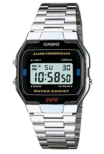 Casio Collection Unisex polshorloge A163WA 1QES