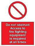 """Viking signos fv364-a5p-v""""no obstruir el"""