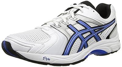 Asics Men S Gel Foundation Workplace Walking Shoe W