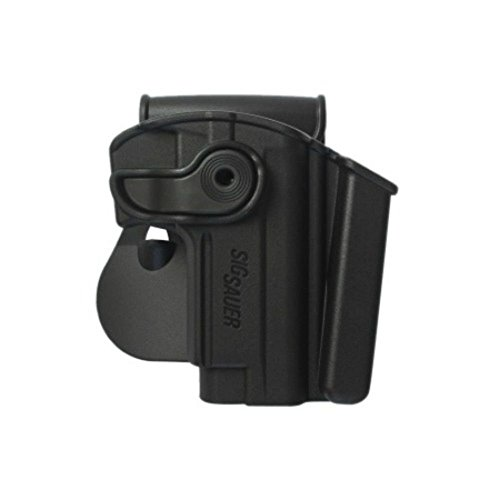 IMI-Defense IMI-Z1280 for Sig Sauer Mosquito Tactical Roto Conceal Carry Polymer Holster with Integrated Mag Pouch