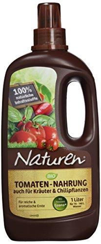 Naturen® Tomaten- & Kräuternahrung 'flüssig', 1 Liter