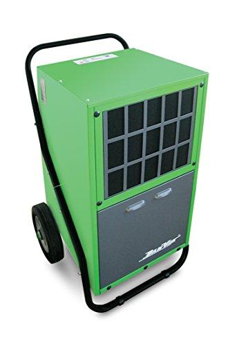 Deumidificatore per industrie Danvex Deh 900i Deumidificatore con ruote ottimo per l edilizia magazzini e aree industriali che necessitano di un giusto livello di umidità per controllare il tempo di asciugatura dei materiali e proteggere il proprio lavoro