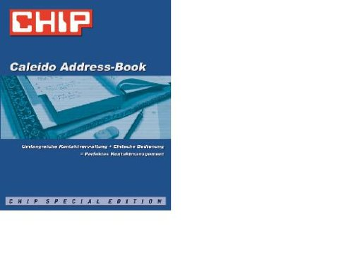 Caleido Adress Book - CHIP-Serie