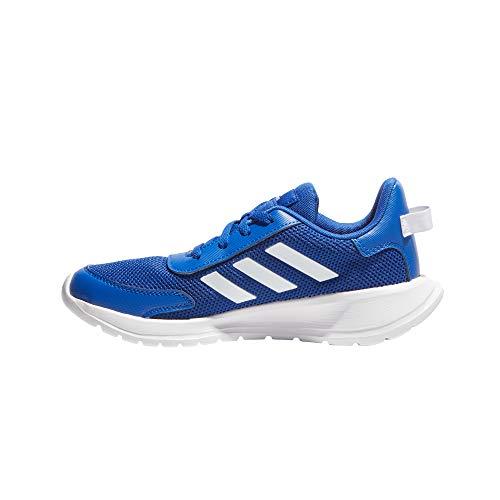 adidas Tensaur Run K, Zapatillas para Correr, Team Royal Blue/FTWR White/Bright Cyan, 38 2/3 EU
