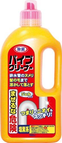 マルフクケミファ『除菌洗浄排水パイプクリーナー』