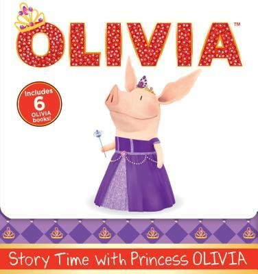 [ Story Time with Princess Olivia: Olivia the Princess; Olivia and the Puppy Wedding; Olivia Sells Cookies; Olivia and the Best Teacher Ever; Olivia Mee (Olivia TV Tie-In) - Street Smart by Various ( Author ) Oct-2013 Paperback ]