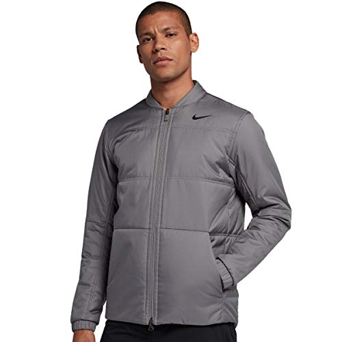 Nike Synthetic Fill Core Golf Jacket 2019 Gunsmoke/Black X-Large