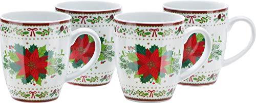 Gepolana Kaffeebecher 4er-Pack