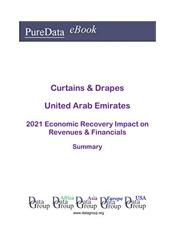 Curtains & Drapes United Arab Emirates Summary: 2021 Economic Recovery Impact on Revenues & Financials (English Edition)