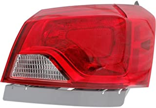 Tail Light for IMPALA 14-18/IMPALA ECO 14-14 Right Side Outer Assembly