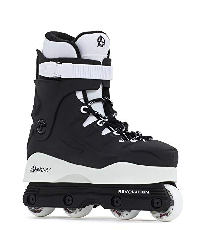 Anarchy Revolution II Black 8uk / Black