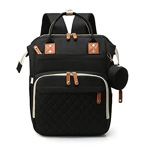QIANJINGCQ Best selling multifunctional waterproof nylon mummy bag backpack large capacity mother and baby bag backpack