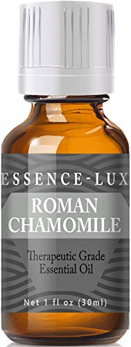 Roman Chamomile Essential Oil - Pure & Natural Therapeutic Grade Essential Oil - 10ml