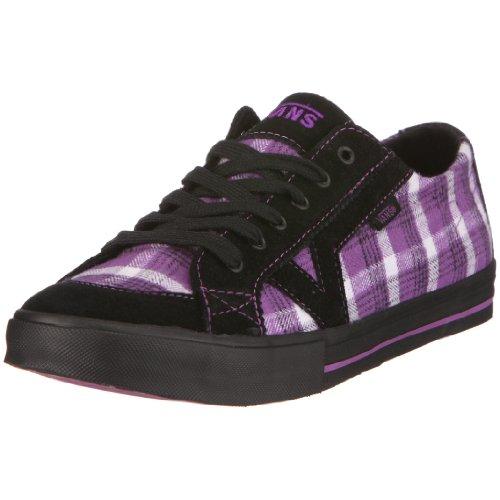 Vans VXFQ1CJ W TORY, Damen Sneaker, Violett ((FlannelPlaid)P), EU 35