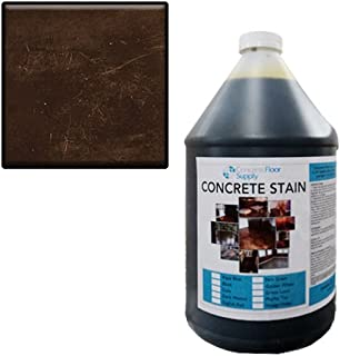 Concrete Acid Stain | Black 1 Gallon