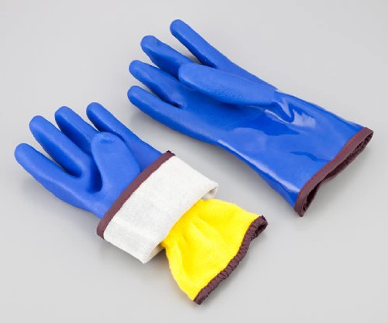 等しい拍手するバーガーアズワン1-536-02アズセーフ防寒手袋9581XL