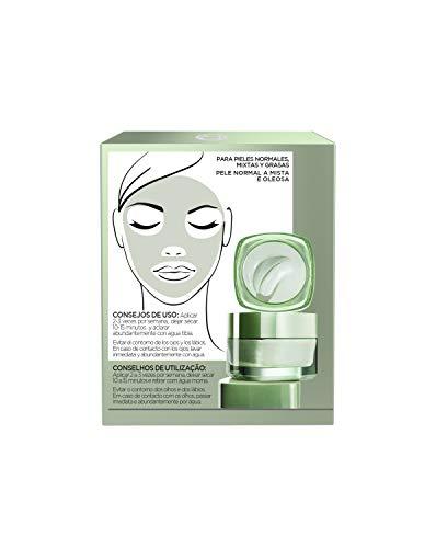 ISOWO SERVICES SL** L 'oreal paris gesichtsmaske mit reiner tonerde reinigen grün