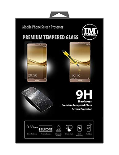 Schutzglas kompatibel mit Huawei Ascend Mate 8 Premium Tempered Glas Displayglas Panzer Folie Schutzfolie