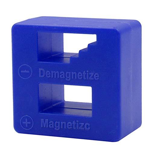 BELTI Mini Herramienta de Recogida magnética 2 en 1 magnetizador desmagnetizador para Puntas de Destornillador
