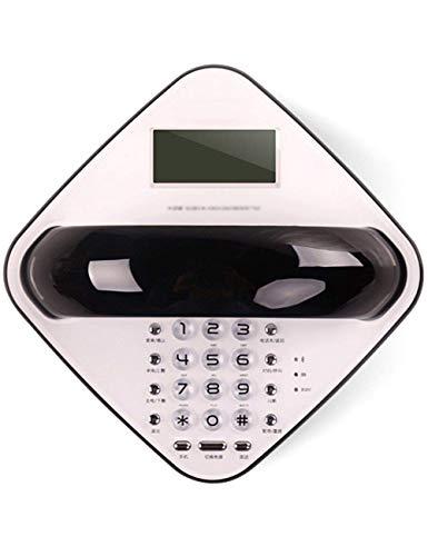 DIHAO Teléfono Teléfono Alta definición Digital Inteligente Conexión Bluetooth Inalámbrica Línea Fija Línea Fija Oficina Fija Hogar Línea Fija
