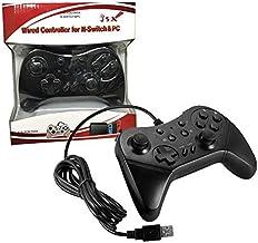 Controle Com Fio Nintendo Switch Usb Pc