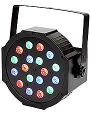 جهاز إضاءة الحفلات LED