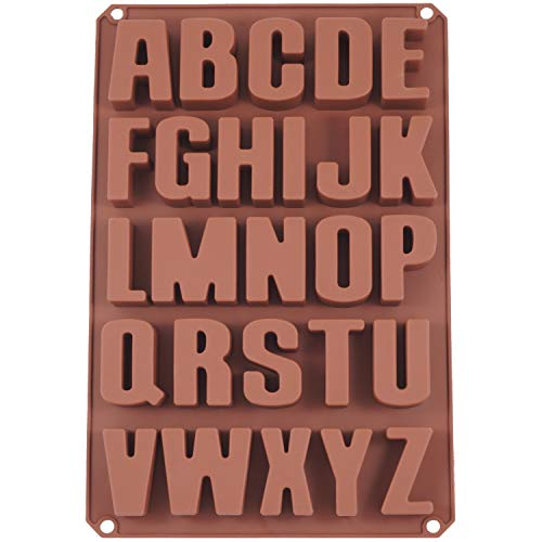 Stampi per resina 26 lettere