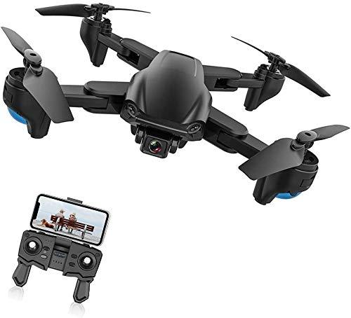 Drone 5K RC 4K GPS Profissional con Fotocamera 15mins FPV Quad Copter HD Pieghevole 4K Regalo per Flusso Ottico per Bambini e Adulti LQHZWYC