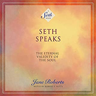 Seth Speaks audiobook cover art