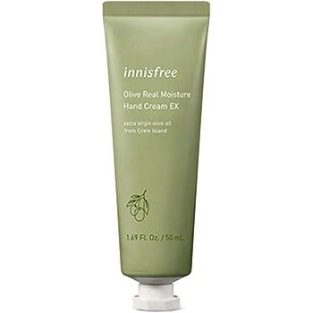 イニスフリー Innisfree オリーブリアル モイスチャー ハンドクリーム(50ml) Innisfree Olive Real Moisture Hand Cream (50ml) [海外直送品]