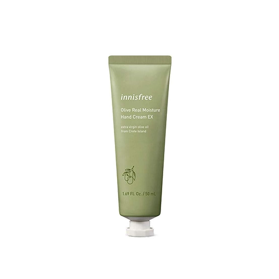 偉業恩恵いっぱいイニスフリー Innisfree オリーブリアル モイスチャー ハンドクリーム(50ml) Innisfree Olive Real Moisture Hand Cream (50ml) [海外直送品]