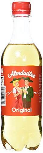 12 Flaschen a 0,5L Almdudler Kräuterlimonade inc.3,00€ EINWEG Pfand Limonade Alpenkräuterlimonade Getränk
