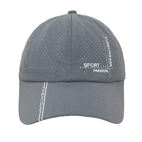 Romens Ltd Donna Uomo Running Cappellini da Baseball Breathable Lightweight Quick Dry Sport cap...