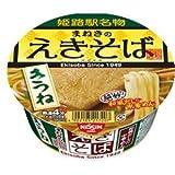【近畿限定】日清食品 まねきのえきそば きつね X1ケース(12入)