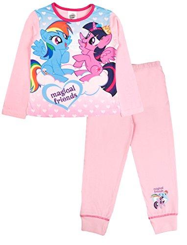 My Little Pony, pigiama a due pezzi, per bambine My Little Pony - Magical Friends 9-10 Anni