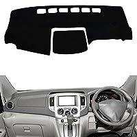 MIOAHD 車のダッシュボードカバーサンシェードマット、日産NV200 2010-2018RHDに適合