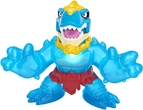 Heroes of Goo Jit Zu - Generación Dino Power -Súper Figura T-Rex