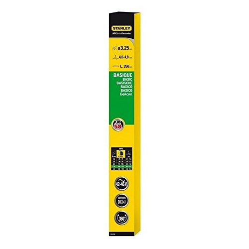 Stanley 90661 - Elettrodi basici per saldatura 2,5 x 350