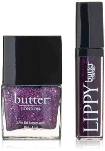 butter LONDON Lips & Tips, Set, Shambolic, 2-teilig
