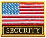 USA Flag &...image