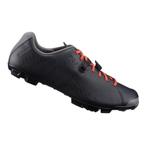 SHIMANO SHIMANO shxc5pc470sl00Herren Sneaker Radfahren, 47, schwarz,