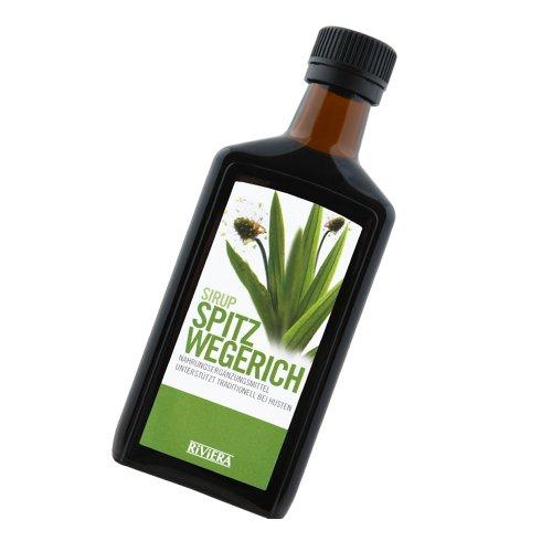 Riviera Spitzwegerich-Sirup, 250 ml