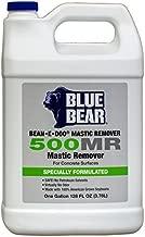 BLUE BEAR 500MR Mastic Remover For Concrete Gallon by BLUE BEAR