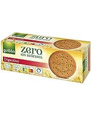 Gullón Galleta ZERO sin Azúcares Digestive, 400 Gramos