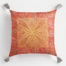 Paisley Tassel Throw Pillow | World Market