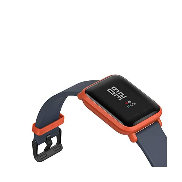 Fashion Shopping Amazfit BIP smartwatch by Huami with All-Day Heart Rate and Activity Tracking Sleep